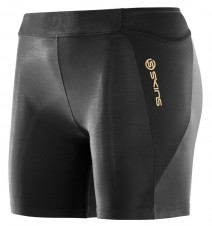 Nohavice – Skins A400 Womens Black Short