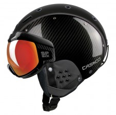 Lyžiarske prilby |Total-Sport.cz – Casco SP-6 Visor Limited Carbon Vautron Multilayer