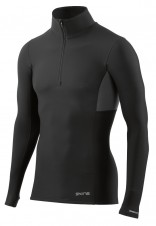 Pánske kompresné trička | Total-sport.sk – Skins DNAmic Thermal Men's Compression Black/Charcoal
