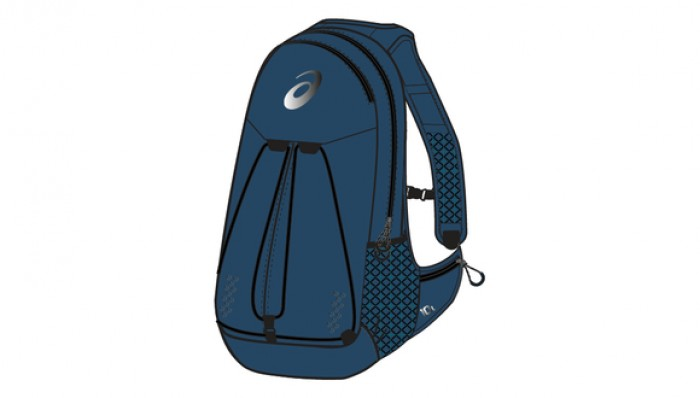 Asics LightWeight Backpack - modrý